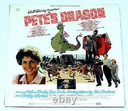 Pete's Dragon Walt Disney Productions Sealed Album Original Motion Picture 1977