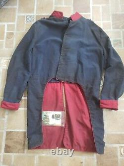 Pirates Of The Caribbean Movie Sreen Used Disney Prop. East India Co Uniform 50