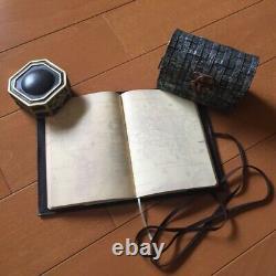 Pirates of the Caribbean Magical Compass Treasure Box Note Book Set of 3 Disney
