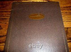 RARE Promo PressBook RATATOUILLE Le Menu DISNEY ANIMATION Thomas Keller Recipes