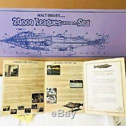 Rare Disney EFX Captain Nemo's Nautilus Ship Submarine 1/45th Scaled Replica