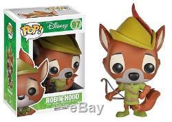 Robin Hood POP! Disney #97 Vinyl Figur Funko