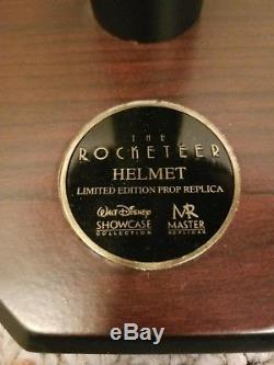 Rocketeer helmet master replicas disney full size 11