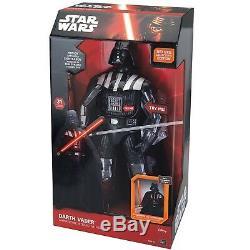 STAR WARS Darth Vader spricht DEUTSCH Figur Sound elektronisch