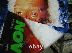 Santa Clause 2 Disney Original Movie Theater Promo Christmas Poster Tim Allen
