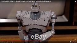 Screen Used The Iron Giant Toy Figure Disney Tomorrowland Movie Britt Robertson