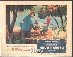 Song of the South 11x14 Lobby Card #3 RARE Walt Disney