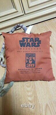 Star Wars Weekends Walt Disney World 2013 Return Of The Jedi Salacious B