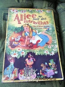 Sticker Album 240 photos VECCHI LAMPO WALT Disney MOVIE Alice in Wonderland