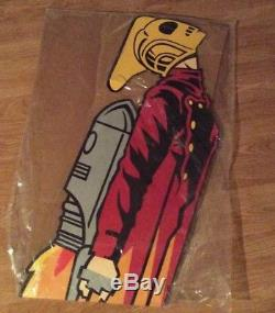Super Rare Disney The Rocketeer Starmakers Movie Standee Brand New