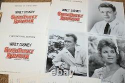 Swiss Family Robinson Walt Disney ADVANCE CAMPAIGN MATER PRESS KIT
