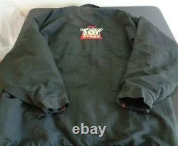 TOY STORY Pixar Animation DISNEY Promotional XL Jacket VINTAGE Free Shipping