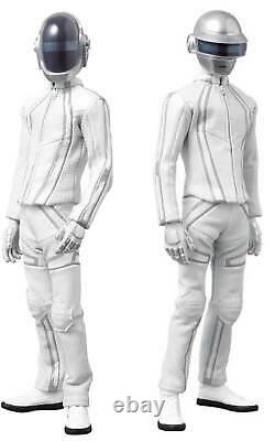 TRON LEGACY 1/6 DAFT PUNK Homem Christo T. Bangalter 2 x Figur ohne VERPACKUNG