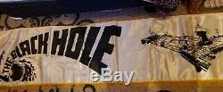 The Black Hole 1979 Walt Disney promotional film banner ULTRA RARE cygnus