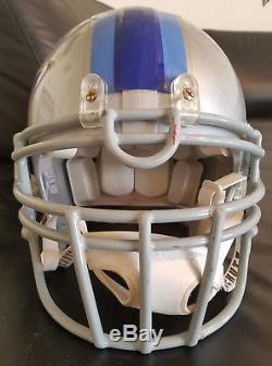 The Gameplan Movie Used Helmet Movie Prop The Rock NY Dukes Game Plan Disney COA