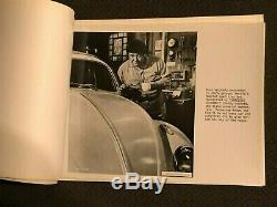 The Love Bug Original 1968 Advance Publicity Photo Book- Herbie Walt Disney