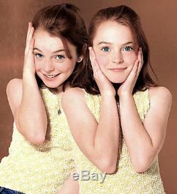 The Parent Trap Prop Photo Lindsay Lohan Dennis Quaid Disney Movie Costume Love