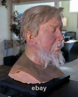 Tim Allen Lifecast The Santa Clause Wig And Hair Appliances Disney Movie Prop