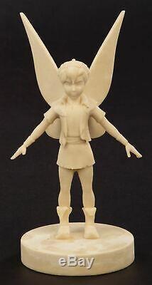 Tinker Bell Disney Animator maquettes Disney Prop Terence Disney World RARE