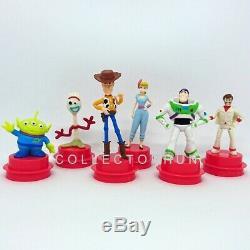 Toy Story 4. Movie Cup + Topper set Disney Pixar