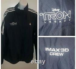 Tron Legacy Cast and Crew Imax Jacket RARE Disney Film Memorabilia