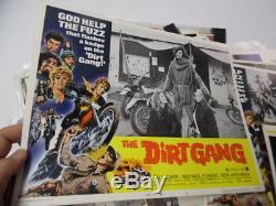 Vintage Movie Lobby Card Huge Lot 199 Disney MGM Warner Bros Many Complete Sets