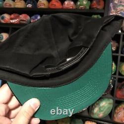 Vtg 90s Disney NBC Nightmare Before Christmas Movie Promo Snapback Hat Cap