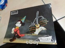 Walt Disney Mickey ist der Grösste Fantasia org. EA Aushangfoto