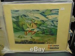 Walt Disney Original Pinocchio Lobby Card #L8548