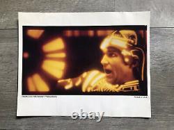 Walt Disney Productions 1981 Tron Cel Photos Original Press Color Picture 8x10