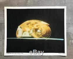 Walt Disney Productions 1981 Tron Cel Photos Original Rare Color Picture 8x10
