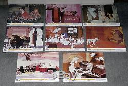 101 Dalmatiens 1961 Version Originale Disney Couleur Encore Lobby Foh Set