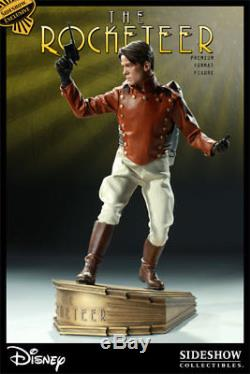 Actionfigur Rocketeer Disney Premium Format 1/4 Figur Statue Exclusiv Sideshow