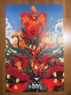 Affiche Exclusive Du Roi Lion D23 Expo Disney Mondo Cyclops
