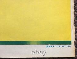 Alice Au Pays Des Merveilles De Walt Disney (1951) Australian Daybill Grand Art Et Couleurs