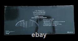 Anovos Disney Star Wars Darth Vader Mantel & Pauldrons Replica