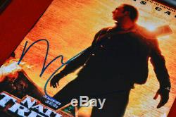 Cage Nic Rare Signé Trésor Prop, Disney, Cadre Blu Ray DVD Coa Uacc