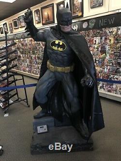 Costume De Rubis Batman Statue Taille Réelle Lumière Sur 6 Grand Nombre Limité Rare