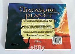Disney Editions Trésure Planet Un Voyage De Discoverie Livre D'art Papierback 2002
