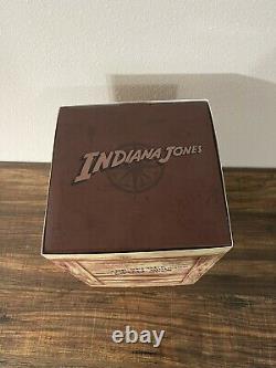 Disney Fécondité Idol Figure Indiana Jones Raiders De L'arche Perdue Prêt Au Navire