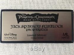 Disney Master Replicas Jack Sparrow Pistolet Flintlock Pirates Des Caraïbes