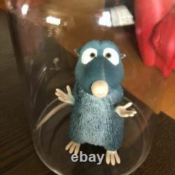 Disney Pixar Ratatouille DVD Collectors Nouveauté Figure Grandeur Nature Rare Pré-possédé