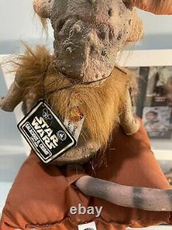 Disney Star Wars Week-ends Retour De La Jedi Salacious B. Crumb Exclusive W Tags