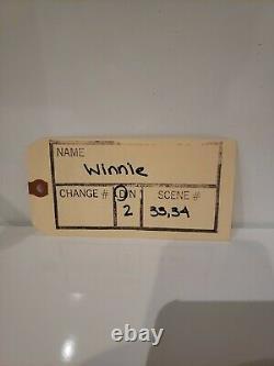 Disney's Tuck Tenue De Costume Winnie Éternelle Alexis Biedel Écran Écrit Full