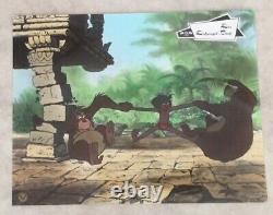 Dschungelbuch Walt Disney Ea Aushangfoto # 14 / Schöner Zustand