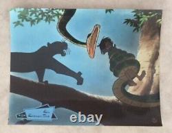 Dschungelbuch Walt Disney Ea Aushangfoto #32 / Schöner Zustand