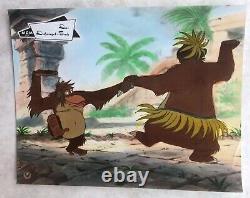 Dschungelbuch Walt Disney Ea Aushangfoto # 34 Sehr Schöner Zustand