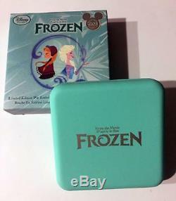 Épinglette Frozen Edition Limitée Swarovski Disney D23 Le 700