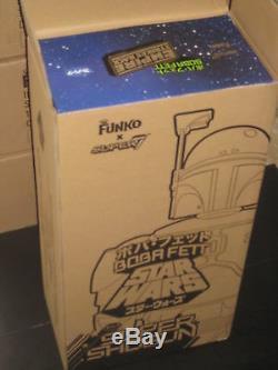 Figurine En Vinyle Funko - Figurine En Vinyle Shogun Boba Fett Deluxe De 24 Po