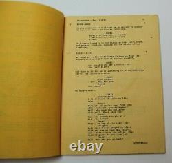 Fuzzbucket / Mick Garris 1986 Scénario,'the Magical World Of Disney' Creature